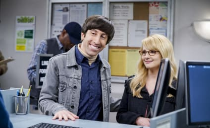 Watch The Big Bang Theory Online: Season 12 Episode 14