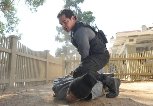 Ramon Makes an Arrest