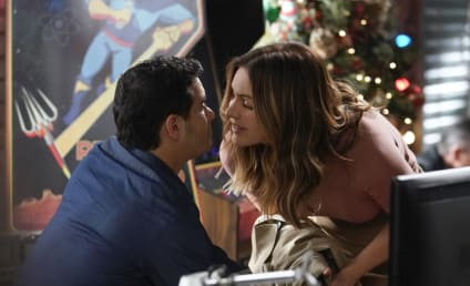 Scorpion Season 4 Episode 12 Review: A Christmas Car-Roll