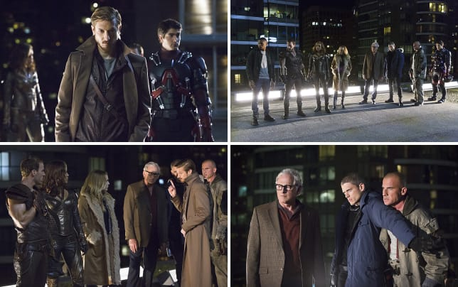 A man on a mission dcs legends of tomorrow