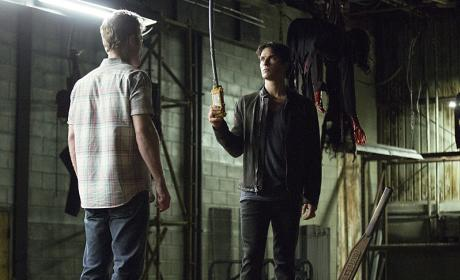 Devil Is Nicer than Damon - The Vampire Diaries Season 8 Episode 1