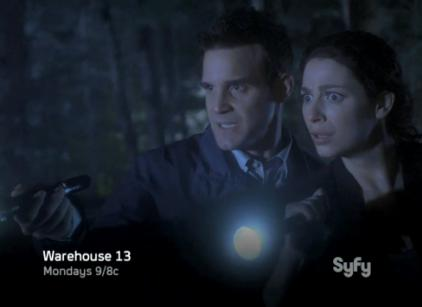 Watch Warehouse 13 Season 3 Episode 10 Online