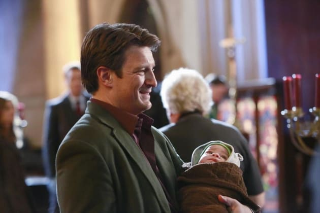 Castle & a Baby
