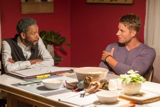 Wise Owl - This Is Us Season 1 Episode 5