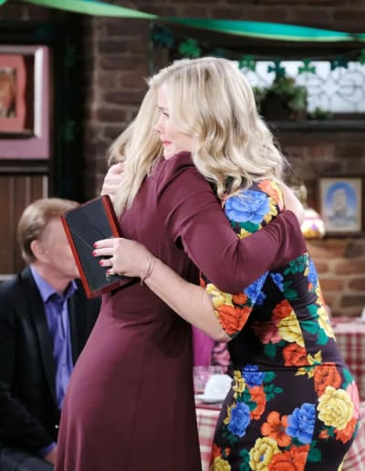 Saying Goodbye to Caroline - Days of Our Lives