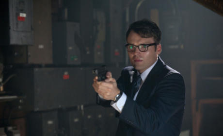 Seth Gabel as Lincoln