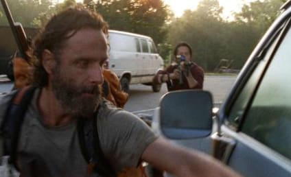 The Walking Dead Midseason Premiere: Watch the First 2 Minutes!
