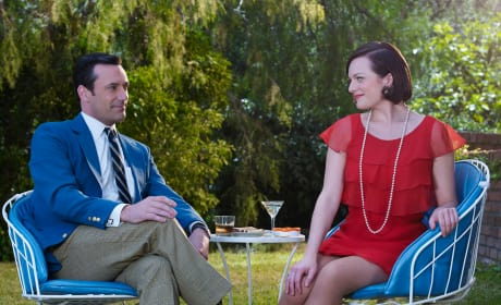 Friends to the End - Mad Men