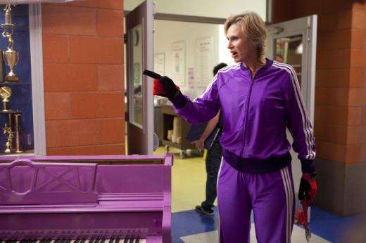Sue in Purple