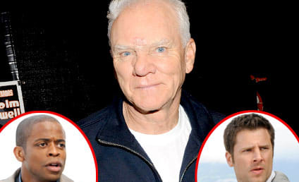Malcolm McDowell to Guest Star on Psych Season Premiere