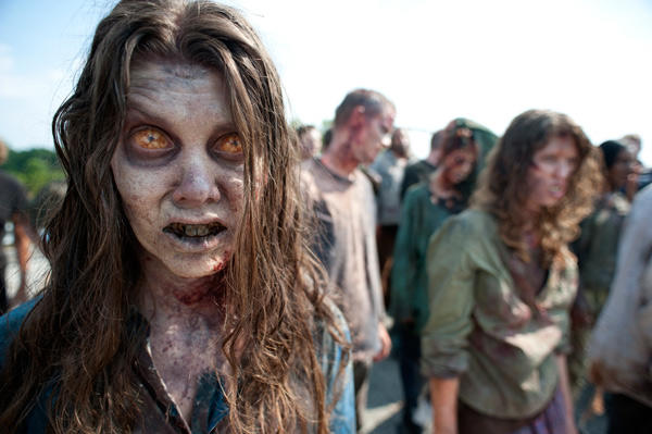 The Walking Dead Season 2 Promo Pic