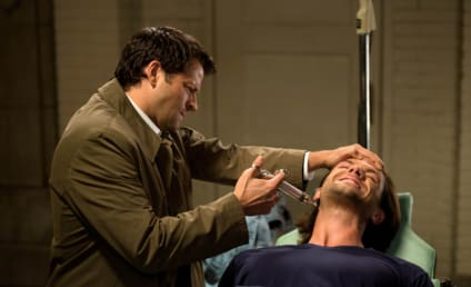 Supernatural Picture Preview: Knives and Needles