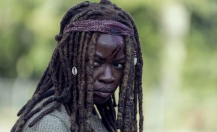 The Walking Dead Season 9 Episode 14 Review: Scars