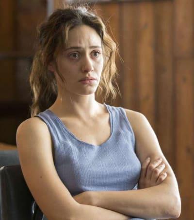 Fiona is Upset - Shameless Season 8 Episode 4