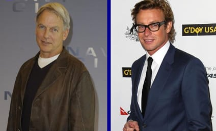 Tournament of TV Fanatic Semifinals: Mark Harmon vs. Simon Baker!