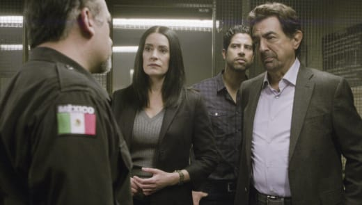 Down in Mexico - Criminal Minds Season 12 Episode 13
