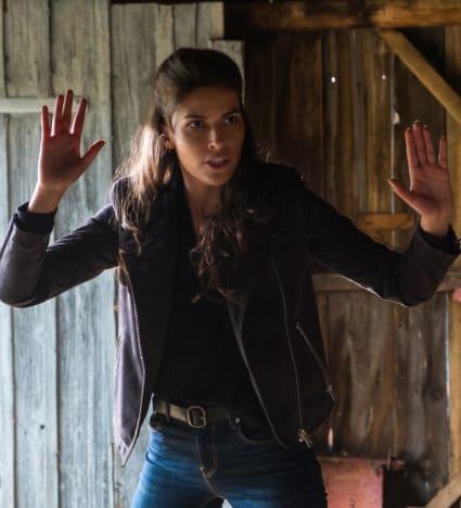 Volunteer Hostage - Blood & Treasure Season 1 Episode 9