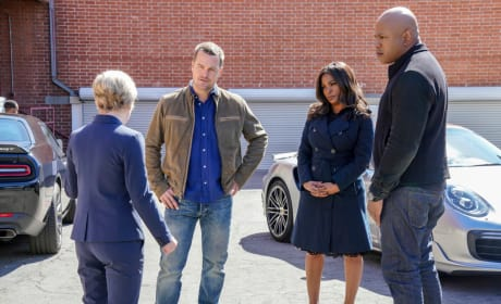 Partnering With the FBI - NCIS: Los Angeles