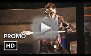 "The Flash Season 2 Episode 20 Promo: ""Rupture"""