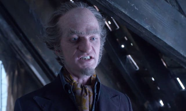 Lemony Snicket's A Series of Unfortunate Events - Netflix - January, Friday the 13