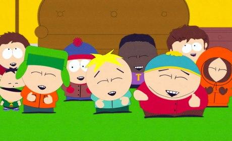 Smile Time - South Park
