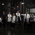 Grey's Anatomy Season 9 Cast Photo