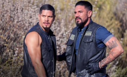 Mayans M.C. Cast to Compete on Celebrity Family Feud
