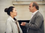 Eve and Bill - Killing Eve Season 1 Episode 1