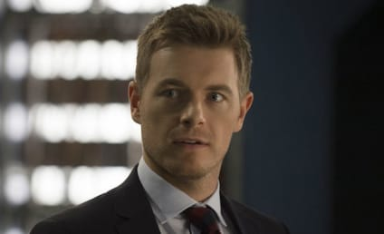 Rick Cosnett Cast on Quantico as Gay FBI Analyst