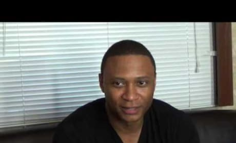David Ramsey Set Interview