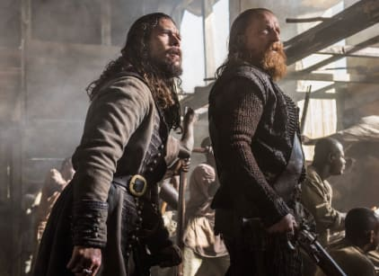 Watch Black Sails Season 4 Episode 6 Online