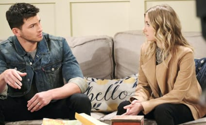 Days of Our Lives Review Week of 5-17-21: Kisses Out of Nowhere