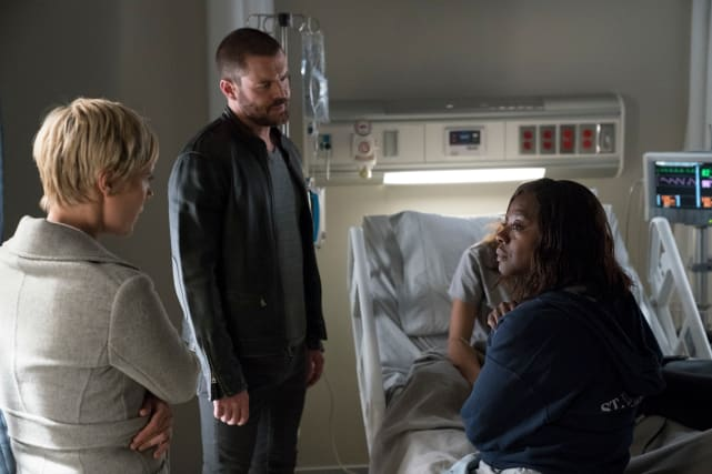 Still Not Friends With Ya - How to Get Away with Murder Season 4 Episode 9
