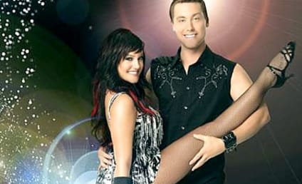 Lance Bass Has Sausage Feet