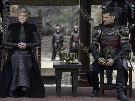 Time for War? - Game of Thrones Season 7 Episode 7