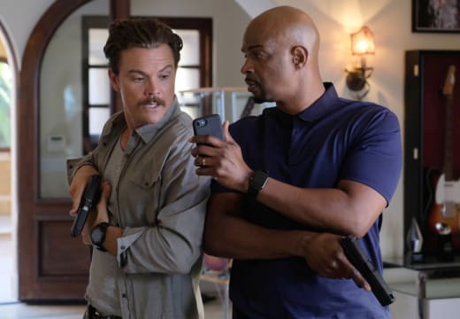 Guess Who? - Lethal Weapon Season 2 Episode 3