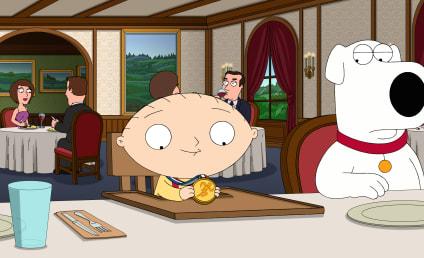 Watch Family Guy Online: Season 18 Episode 3