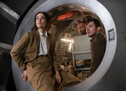 Watch Timeless Season 2 Episode 1 Online