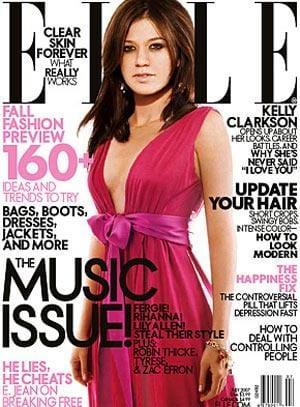 Elle of a Singer