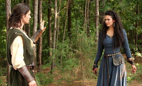 Elijah and Tatia - The Originals Season 2 Episode 5