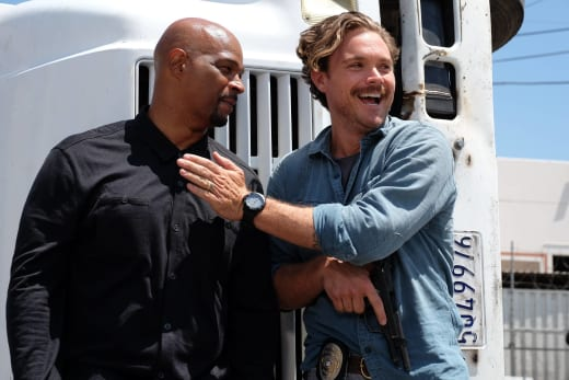 The Perfect Team - Lethal Weapon Season 1 Episode 3