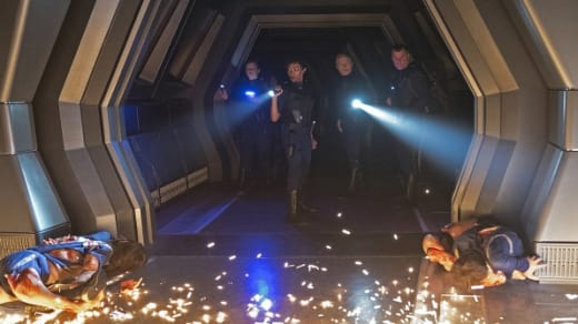 Aboard the Glenn - Star Trek: Discovery Season 1 Episode 3