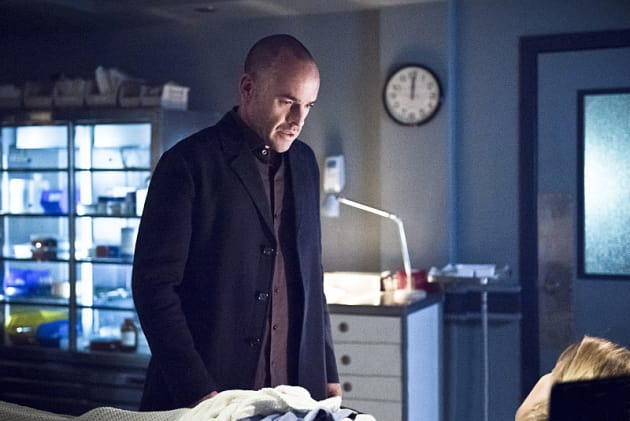Beyond words - Arrow Season 4 Episode 19