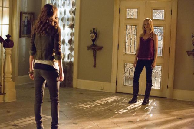 Caroline vs nadia