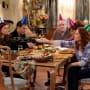 Grace's Deceased Mom's Birthday - Will & Grace