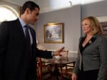 Hookstraten and Aaron - Designated Survivor Season 1 Episode 12