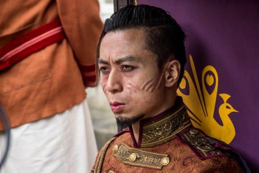 Baron Hassan Listens - Into the Badlands Season 2 Episode 4