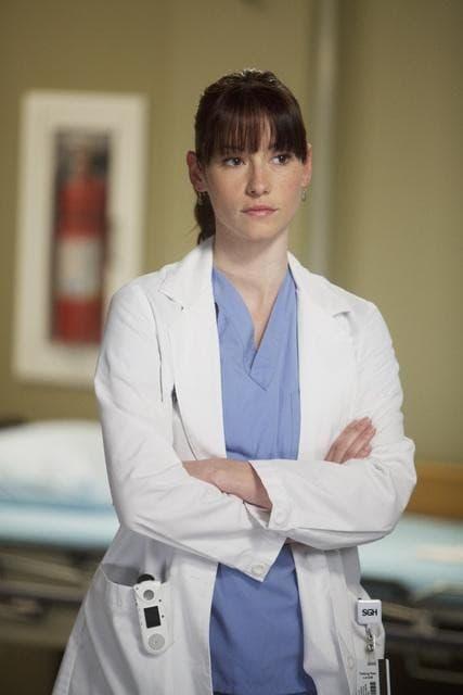 Lexie Grey, Bangs - TV Fanatic