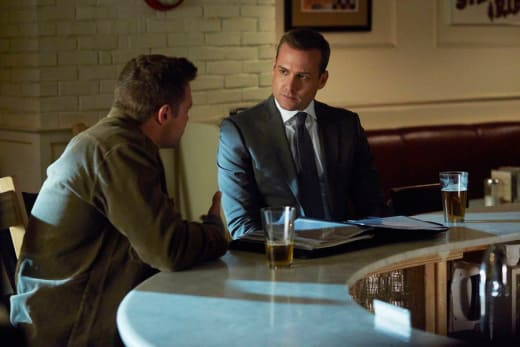 Help a Brother Out - Suits Season 4 Episode 16