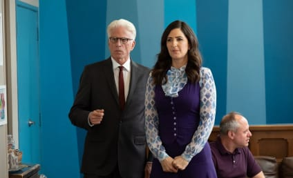 Watch The Good Place Online: Season 3 Episode 4